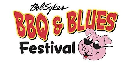 Bob Sykes BBQ & BLUES Festival tickets