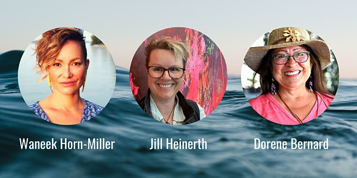 Speaking Up For Water: Water Protectors, Storytelling & Science image