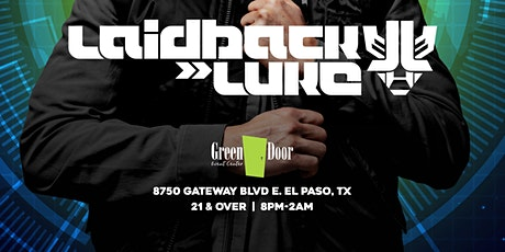 Laidback Luke at Green Door EP tickets