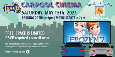 Carpool Cinema at Stratford Crossing - Frozen 2 tickets