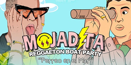 MOJADITA Reggaeton Boat Party - June 12th tickets