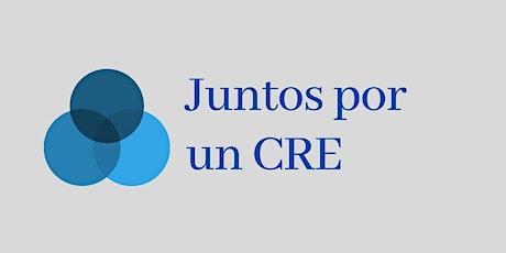 Juntos por un CRE: por el fomento de la educación y cultura española entradas