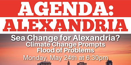 Sea Change for Alexandria? Climate Change Prompts Flood of Problems tickets