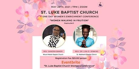 St. Luke Baptist Church Women's Conference tickets