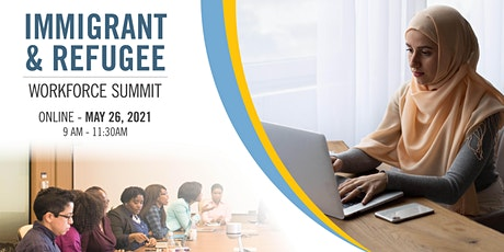 Immigrant & Refugee Workforce Summit tickets