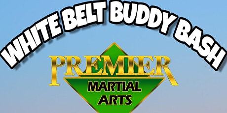 White Belt Buddy Bash tickets