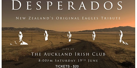 Tribute Eagles  Band - Desperados tickets