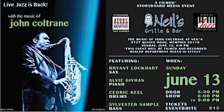 Music of John Coltrane at Neil's Music Room tickets