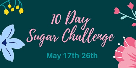 10 Day Sugar Challenge with Tammy and Michelle tickets