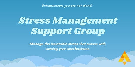 Small Business: Stress Management Support Group tickets