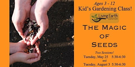 The Magic of Seeds tickets