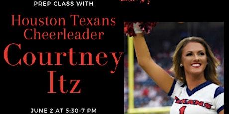Prep Class with Courtney Itz tickets