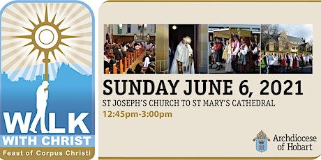 Walk with Christ Eucharistic Procession tickets