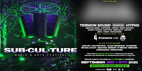 Subculture Music and Arts Festival 2021 tickets
