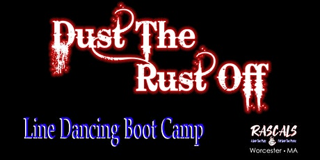 Dust The Rust Off SATURDAY 2 tickets