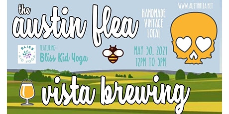 Austin Flea at Vista Brewing tickets