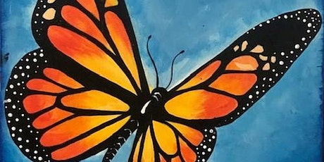 Painting Party - Butterfly Wishes tickets
