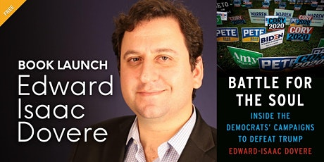 Book Launch: Inside the Democrats' Campaigns to Defeat Trump tickets