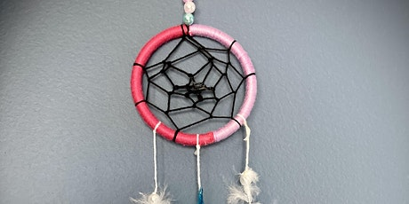Dream Catcher Making Virtual Workshop (Lock Out Cancer-WCCF) tickets