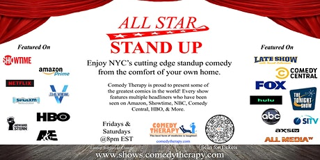All Star Stand Up - May 29th tickets