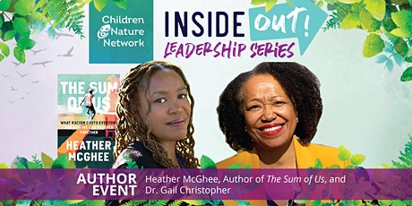 The Sum of Us: A Conversation with Heather McGhee and Dr. Gail Christopher tickets
