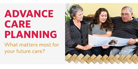 Advance Care Planning (Clinical Skills Series 1.5hrs.) tickets