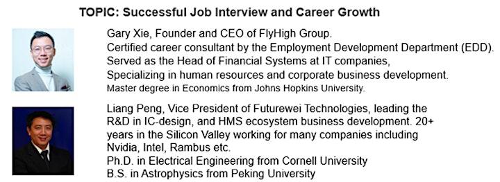 CASPA 2021 High-Tech Job Fair image
