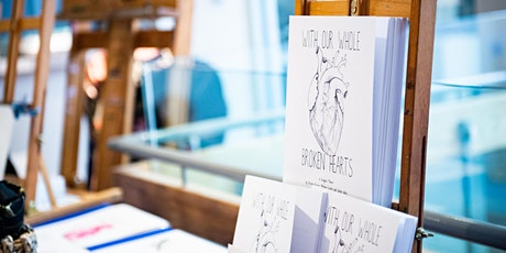 HATCH - Using Illustration, Art and Journaling to Build Inner Resilience tickets
