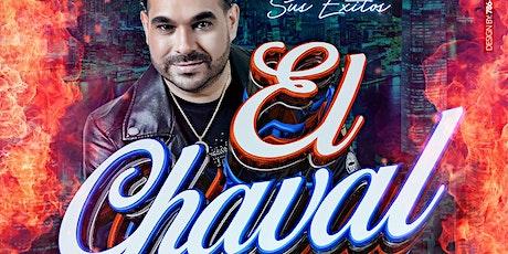 EL CHAVAL DE LA BACHATA EN CONCIERTO-LIMELIGHT 05/29/21 tickets