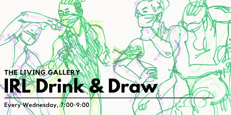 IRL Drink & Draw tickets