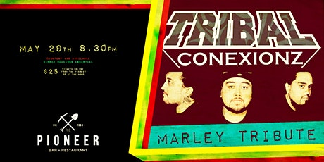 Marley Tribute Night with Tribal Conexionz tickets