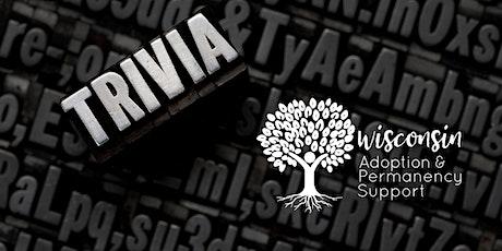 Pewaukee Trivia Night!  An Adoptive and Guardianship Parents Support Meetup tickets