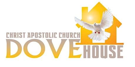 CAC Dove House Orpington Sunday Service tickets