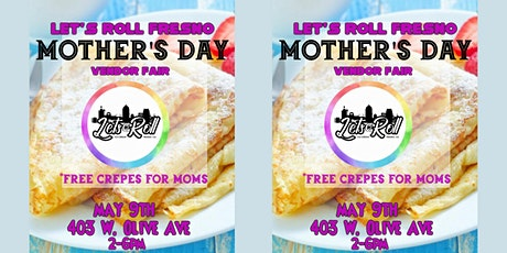 Crepes for mom tickets