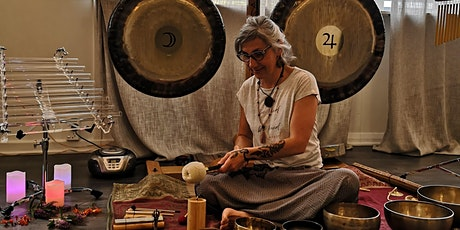 Gong & Crystal Harp Ancient Sound Meditation tickets