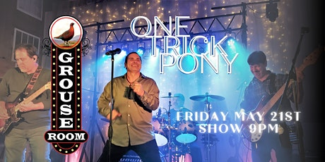 ONE TRICK PONY tickets