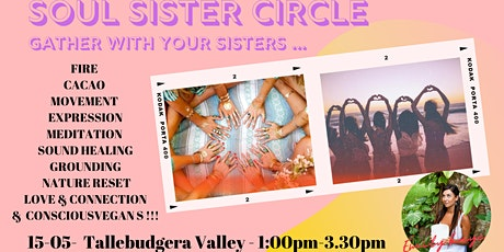 Soul Sister Circle tickets