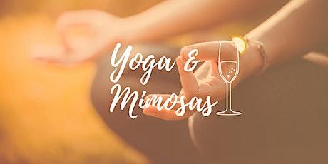 Yoga & Mimosa Fundraiser tickets