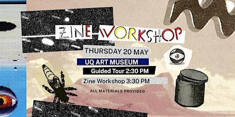 Zine Workshop at UQAM tickets