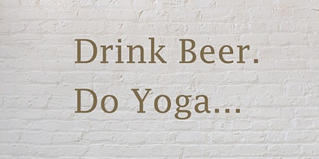 Drink Beer. Do Yoga... @Voodoo Brewery tickets