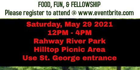 The Launch invites you to Fellowship in the Park tickets