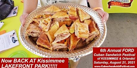 FORD Cuban Sandwich Festival of Kissimmee & Orlando (6th Annual) tickets