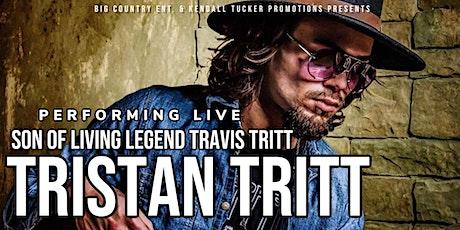 TRISTAN TRITT-SON OF LIVING LEGEND TRAVIS TRITT tickets