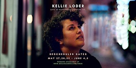 Kellie Loder Live at Bannerman Brewing Co. tickets