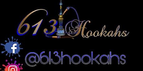 613 Hookahs POP UP SHOP tickets