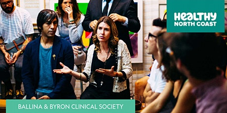Chronic Pain Management - A Ballina and Byron Clinical Society Event tickets