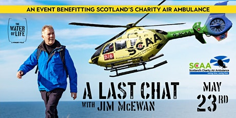 A Last Chat With Jim McEwan - A Charity Event tickets