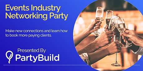 Events Industry Networking Party tickets