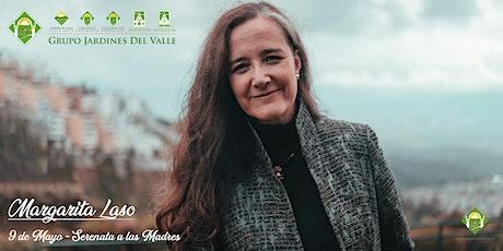 Serenata online de Margarita Laso en homenaje a las Madres entradas