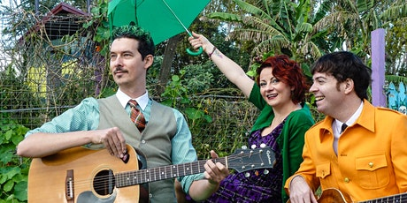 The Vegetable Plot - East Maitland Library tickets